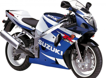 SUZUKI GSX-R 600 K1/K2/K3