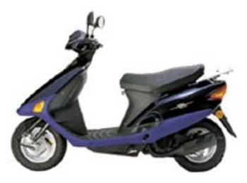 HONDA SJ 100 BALI EX