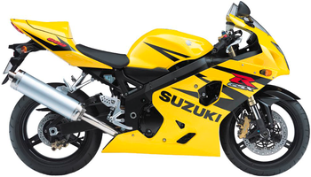 Parts & Specifications: SUZUKI GSX-R 600 K4/K5 | Louis