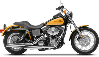 H-D DYNA GLIDE LOW RIDER (TWIN CAM)