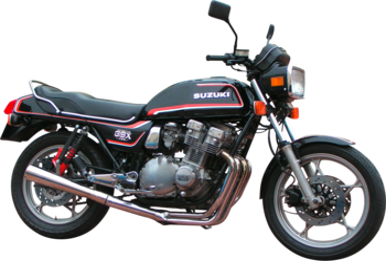 SUZUKI GSX 750 E