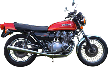 SUZUKI GS 750/E