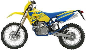 HUSABERG FE 550 E