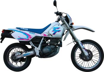 YAMAHA TT 600 S (BELGARDA)