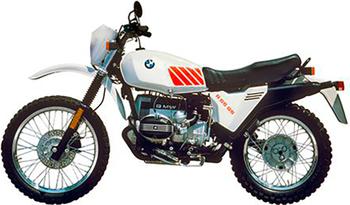 BMW R 65 G/S