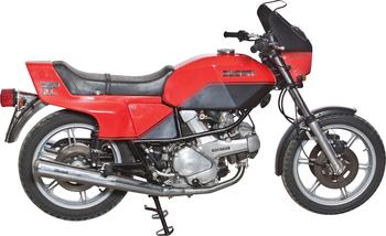 DUCATI 350 XL PANTAH