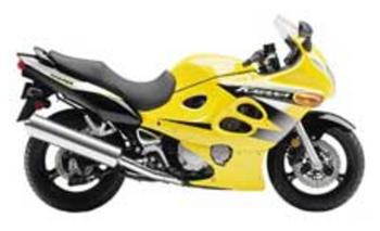 SUZUKI GSX 600 F (IMPORTFAHRZEUG)
