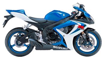 SUZUKI GSX-R 600 K6/K7