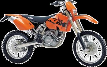 KTM 525 EXC RACING