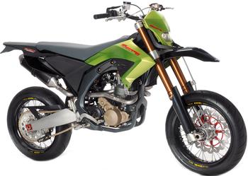 BENELLI BX 570 MOTARD