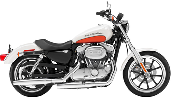 H-D SPORTSTER 883 SUPERLOW