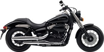 HONDA VT 750 C2B BLACK SPIRIT
