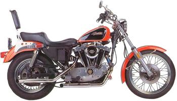 HARLEY-DAVIDSON SPORTSTER 1000 (XLH/XLT/XLS/XLX)