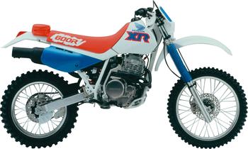 HONDA XR 600 R