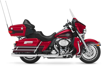 HARLEY-DAVIDSON ELECTRA-GLIDE ULTRA CLASSIC