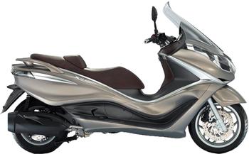 PIAGGIO/VESPA X10 500 EXECUTIVE (ABS)