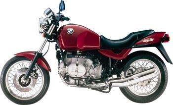 BMW R 80 R MYSTIC