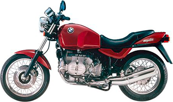 BMW R 100 R MYSTIC