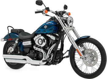 H-D DYNA WIDE GLIDE
