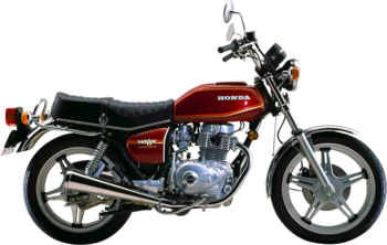 HONDA CB 400 N/EURO-SPORT