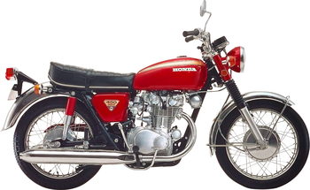 HONDA CB 450 K1-K5