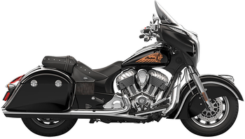 INDIAN CHIEFTAIN / DARK HORSE