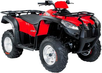 KYMCO MXU 500 2WD/4WD