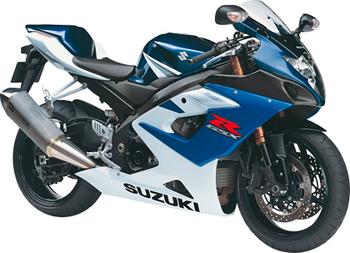 SUZUKI GSX-R 1000 L5/L6