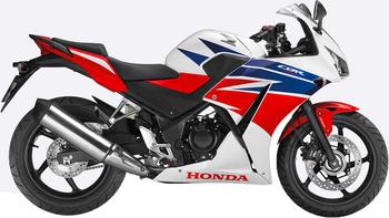 HONDA CBR 300 R/RA