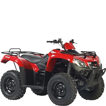 KYMCO MXU 450I 4WD/LOF