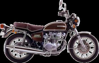 HONDA CB 500 TWIN