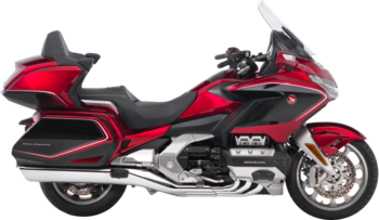 HONDA GL 1800 GOLD WING TOUR DCT + AIRBAG