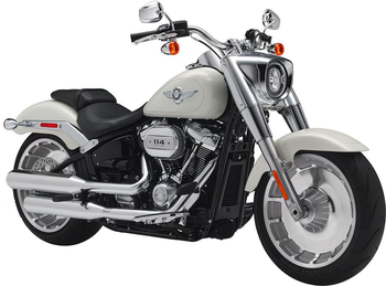 HARLEY-DAVIDSON SOFTAIL FAT BOY (114 CUI)