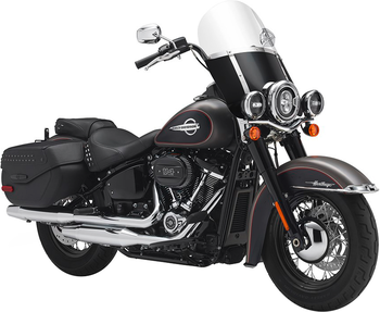 HARLEY-DAVIDSON SOFTAIL HERITAGE CLASSIC (114 CUI)