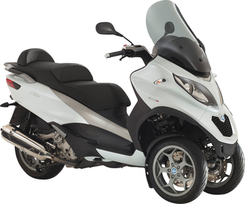 PIAGGIO MP3 500 I.E. BUSINESS/SPORT (EURO 4)