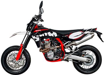 SWM SM 500 R (EURO 4)