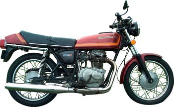 HONDA CJ 360 T
