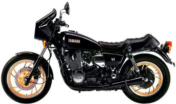 YAMAHA XS 1100 S