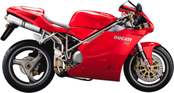DUCATI 748 BIPOSTO/SP