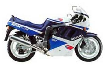 SUZUKI GSX-R 1100 (MODELL K)