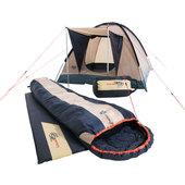 camping set 4 teilig. Black Bedroom Furniture Sets. Home Design Ideas