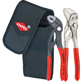 KNIPEX PLIERS WRENCH SET 2 TOOLS + POUCH
