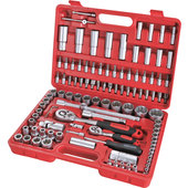 Rothewald Socket Wrench Set 108-Piece