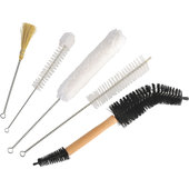 PROCYCLE CLEANING BRUSHES SET OF 5 PIECES