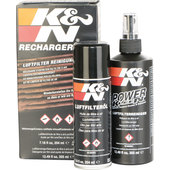 K&N CLEANING KIT OIL & CLEANER