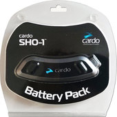 Cardo SHO-1 replace battery modul
