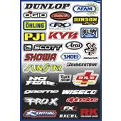 SPONSOR STICKER SET I