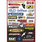 SPONSOR STICKER SET III