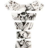 TANKPAD ANGEL DEVIL SKULL