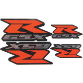 GSX-R LOGO STICKERS